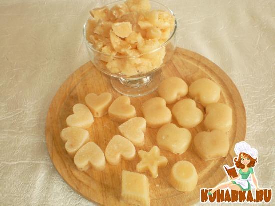 Как сварить конфеты из сахара в домашних